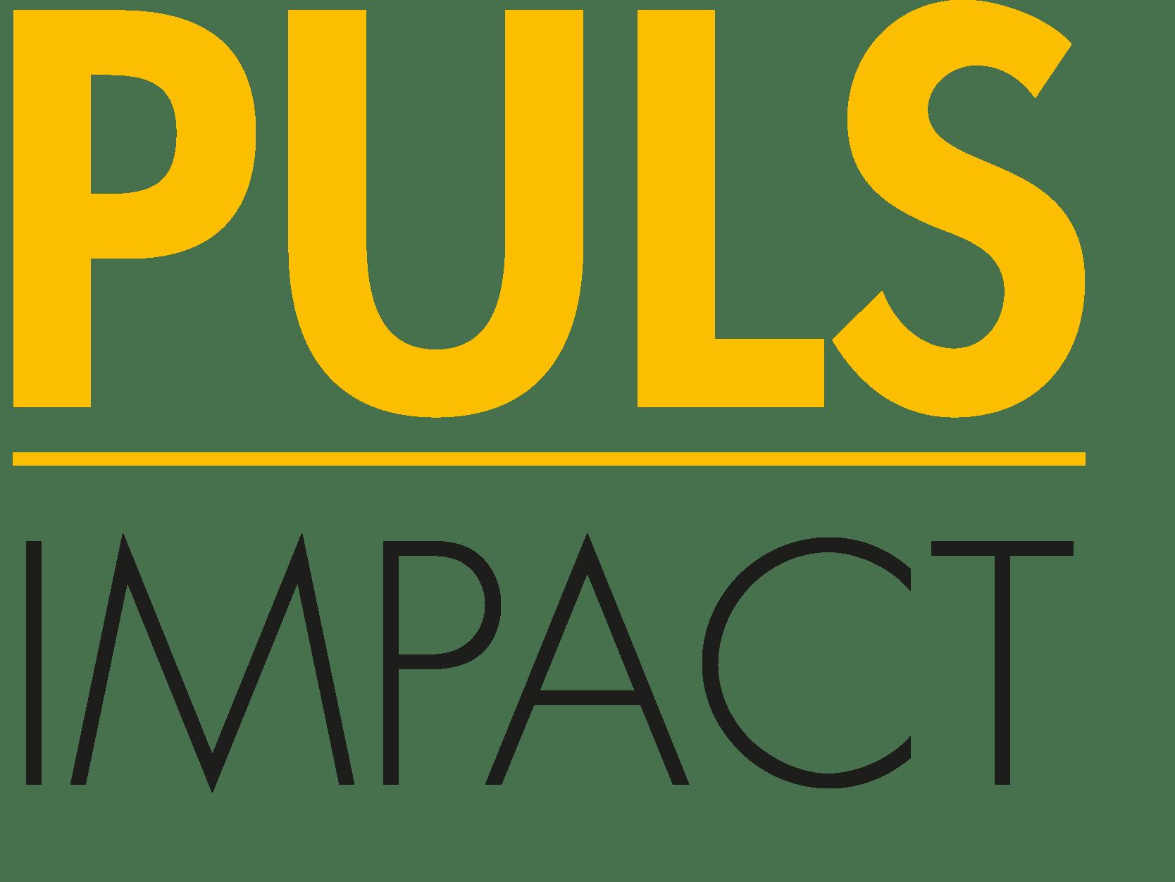 logo puls impact borne d'arcade