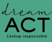 logo dreamact partenaire puls impact borne d'arcade